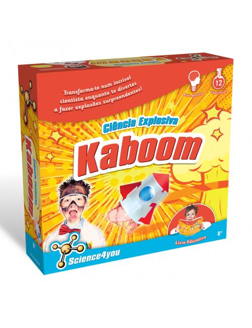 Ciência Explosiva - Kaboom