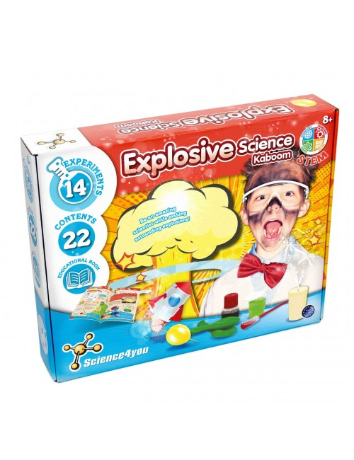 Explosive Science - Kaboom