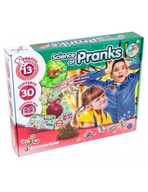Science of Pranks