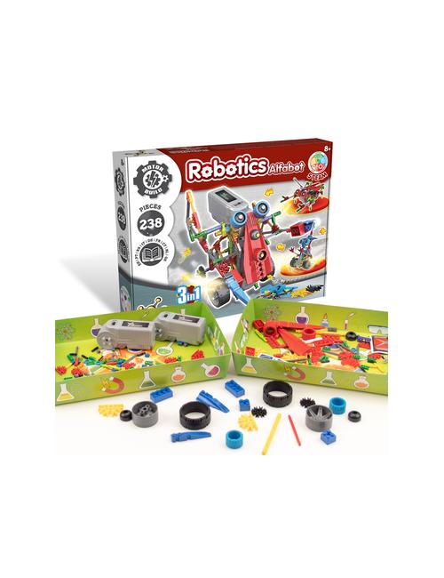 Robotics - Alfabot 3 em 1