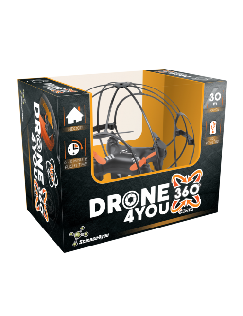 Drone4you 360 Indoor