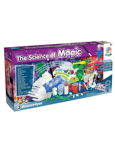Magic Tricks Kids - The Science of Magic