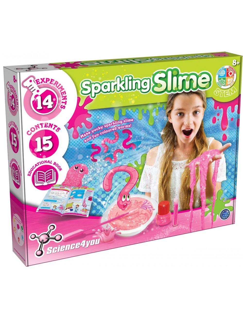 Slime Kit - Sparkling Slime