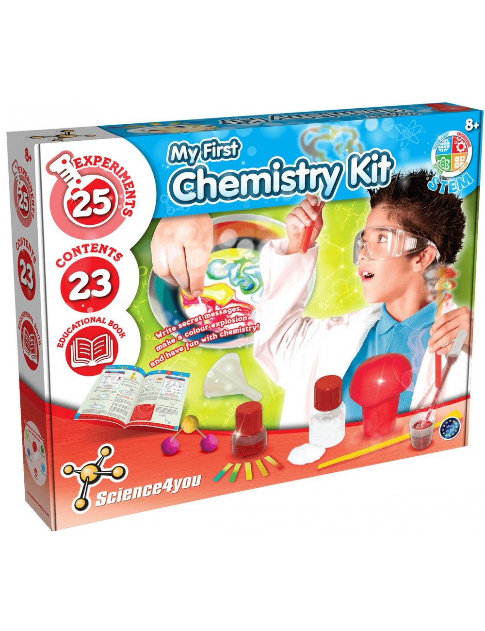 Chemistry Set Kids