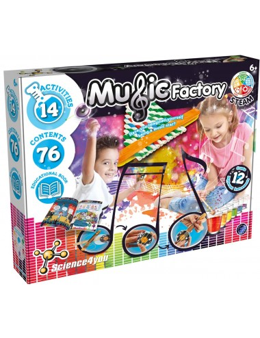Music Toys - Music Factory