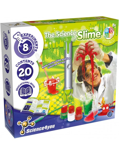 Slime Kit - The Science of Slime