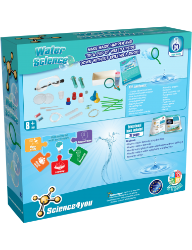 Educational Toy - Water Science