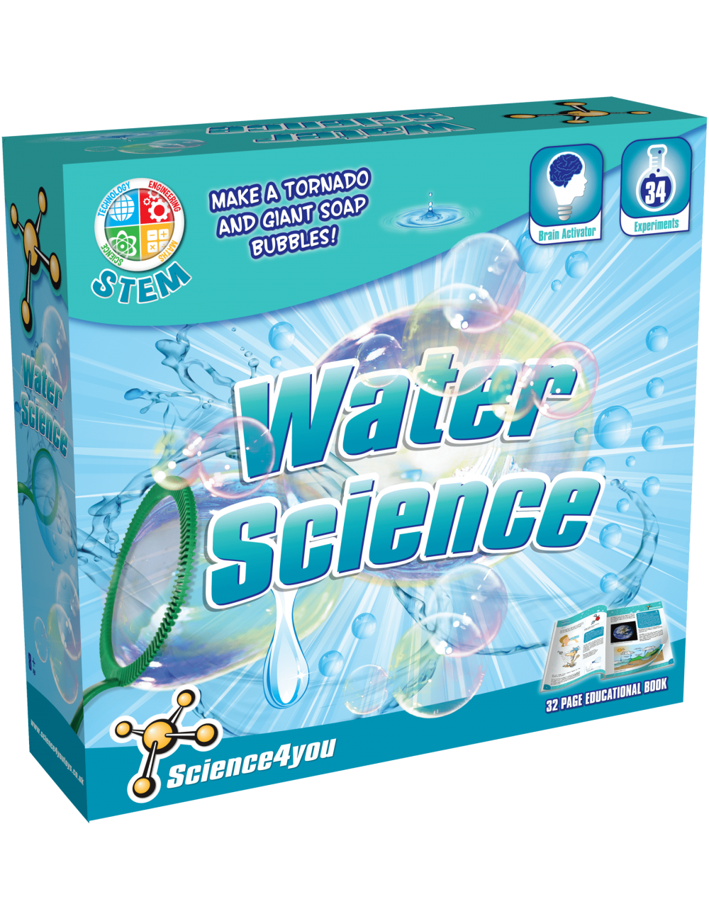 Science Toy - Water Science