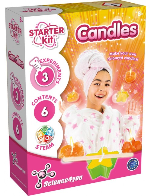 Candle Making Kit Kids