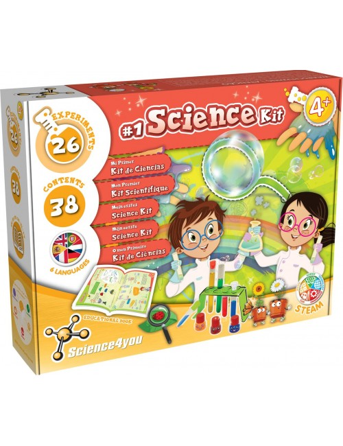 1º Science Kit -...
