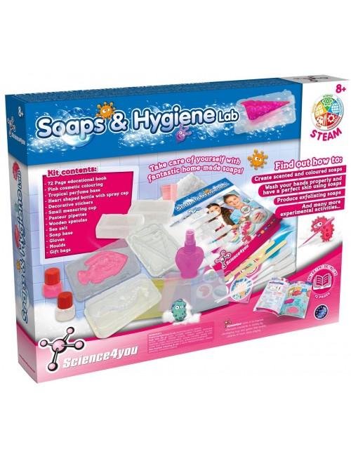Soap and Hygiene Laboratory...