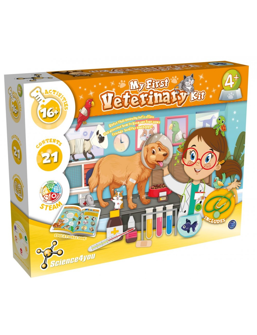 Veterinary Toys