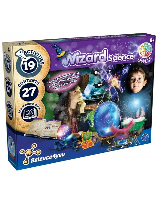 Wizard Science