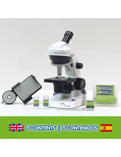 Smart Microscope - To use...