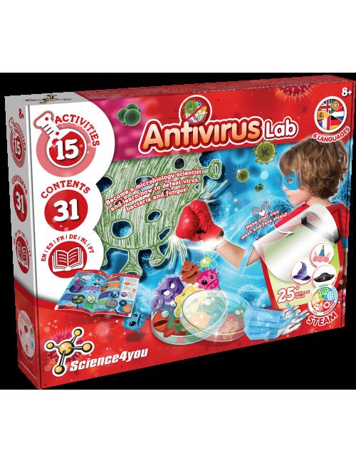 Antivirus Laboratory -...